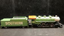 HO Southern Steam Locomotive Smoke Runs Great Lot F69