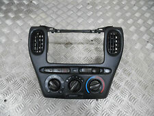 TOYOTA YARIS VERSO 2000 HEATER PANEL WITH FASCIA AND OTHER SWITCHES
