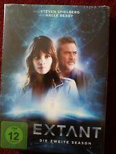 DVD<EXTANT<STAFFEL SEASON 2 zwei<SPIELBERG<SCIFI<wie NEU<ALIEN<FANTASY<HUMANOIDE