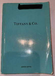 Tiffany & Co 1973-1974 Catalog - Includes Jewelry, Crystal, China, More