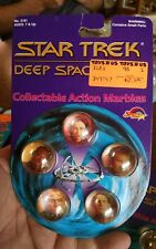 Star Trek 1993 Deep Space Nine 5 Marbles #3181 Mint New! B4