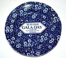 BURLEIGH CALICO 'GALA DAY' PLATE (BURGESS & LEIGH, MIDDLEPORT POTTERY, BURSLEM)