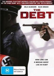 The Debt (DVD, 2011) - the original