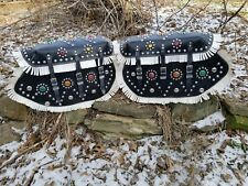 Motorcycle Saddlebags, Vintage Buco style, New Reproduction.