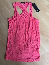 Lyle And Scott Ladies Racer Back Top, Small