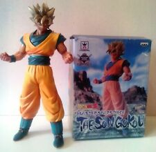 ACTION FIGURE MASTER STAR PIECE - DRAGONBALL Z: THE SON GOKU - NUOVO!!!