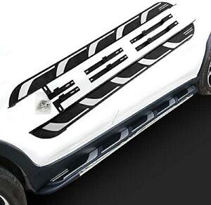 Nerf Bar Running Board Side Step Platform Fit for Subaru XV Crosstrek 2018-2021