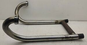 BMW R60/2 Header Pipe and Crossover 1955-1969