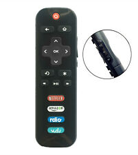 New Usbrmt Replaced Remote Rc280-01 For Tcl Roku Tv Rdio Vudu 32Fs3700 40Fs3750