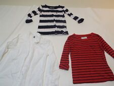 Lot of 4 Women ladies Blouse shirt top sz XS-S by Abercrombie & Fitch old navy
