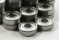 4 Wheelchair Caster Bearings, QUICKIE 2, LITE, GP, GPV, Zippie, GT, QXI, QRI