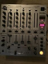 Pioneer DJM 600 Mixer DJM-600, Works Great!  No Issues, Tons Of EFX, FreeShip!!