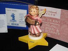 "goebel hummel figurine # 2096/H MILLENNIUM BLISS  Large 4.50""TMK 8 MIB"