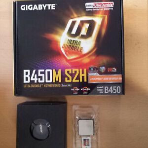 Aufrüstkit AMD Ryzen 5 3600 AM4 tray, Gigabyte MB - ohne RAM