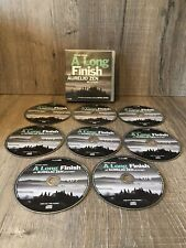 Michael Dibdin A Long Finish Aurelio Zen 8CD Audio Book Unabridged Crime