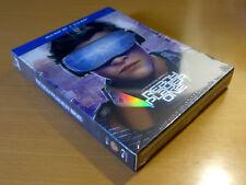 READY PLAYER ONE (3D + 2D Blu-ray) FullSlip Steelbook NEU OOP