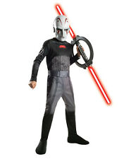 "Star Wars Rebels Kids Inquisitor Costume, Med,Age 5 - 7, HEIGHT 4' 2"" - 4' 6"""