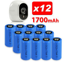 12X NEW!! CR123A Battery Netgear Arlo Security Camera VMS3330 3430 3230 3310 OZ