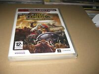 Final Conquest PC Cd-Rom La Conquest Set PC Versiegelt Neu