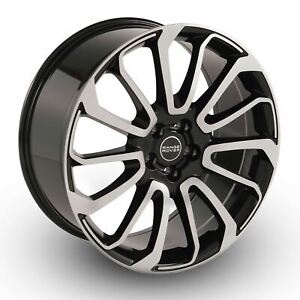 New 22 inch Replacement Wheels Rims compatible with RANGE ROVER SPORT LAND ROVER DISCOVERY SPORT SET OF 4