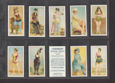 Actresses/Beauties Collectable Overseas Issuers Cigarette Cards