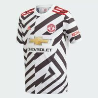 Brand New Mens - Manchester United Third Shirt 20/21 Size XXL