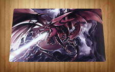 YuGiOh! Slifer the Sky Dragon Playmat Play Mat Mouse Pad Anime Game FREE SHIPPIN