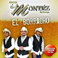 Grupo Montez de durango el Borracho CD New Nuevo Sealed