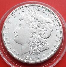 USA-Amerika: 1 Morgan Dollar 1921-S .900 Silber, KM# 110, #F 2367