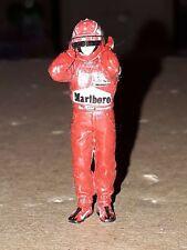 Michael Schumacher Ferrari F1 2000 2000 pilot Mini DRIVER FIGURE 1:43 METAL