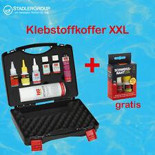Schweißnaht aus der Flasche Klebstoffkoffer XXL + gratis SET dazu