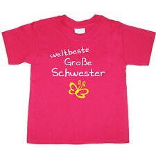 Kindermode, Schuhe & Access. ☆ Cooles T-shirt ☆ Fruit Of The Loom ☆ Spruch ☆ Schwarz ☆ Größe 128 ☆ Weich Und Leicht