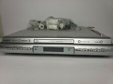 New listing Sony Icf-Cdk50 Under Cabinet Space Saver Fm / Am Cd Player Clock Radio/Remote