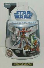 "++ figurine STAR WARS the clone wars "" ahsoka TANO "" n°9 2008 HASBRO NEUF ++"