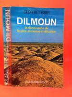 Geoffrey Bibby Dilmun Calmann Levy 1972