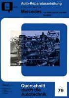 Mercedes Typ 220 b Sb 1 Reparaturanleitung Reparatur-Handbuch Reparaturbuch Buch
