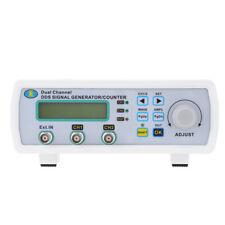 Digital Dds Dual Channel Signal Source Generator Meter 200msas 25mhz L6m7