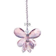 Rainbow Maker Crystal Suncatcher Feng Shui Prisms Pendant Pendulum Hanging Decor