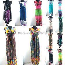 US Seller- 10pcs summer clothing ladies wholesale summer maxi dresses