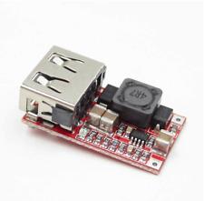 Coche DC 6-24V USB cargador de teléfono bajar Convertidor Buck 12V 24V - 5V 3A Reino Unido Stock