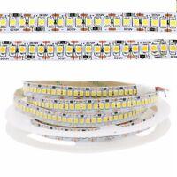 1-5M 3528 2835SMD 240-1200LED Strip Light Flexible White/Warm White High Quality