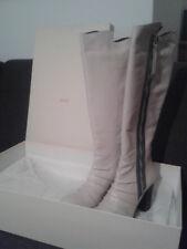 NEU!! HUGO BOSS Damen Stiefel weiß Größe 40 original mit OVP! UVP 329€!!!