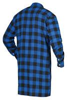 CRAFTLAND Camisa De Franela rojo/ azul negro a cuadros leñador trabajo