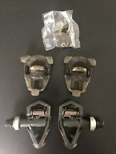 Time RXS pedals, Used, Includes Cleats And Hardware