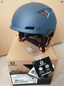Salomon Mtn Men's Ski Helmet size Medium