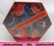 Lionel ~ Pre-war Lionel Trains Christmas Ornament gift box