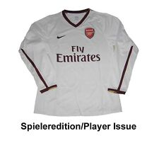Arsenal London Trikot 2007/09 Nike Player Issue LS EPL XL Shirt Jersey Maillot