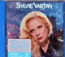 CD MULTIMEDIA 12T SYLVIE VARTAN TOUTES PEINES CONFONDUES DE 2009