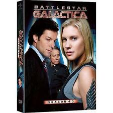 Battlestar Galactica - 4.0 (DVD, 2009, 4-Disc Set)