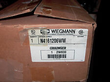 WIEGMANN ENCLOSURE BOX # N4161206WW GRANGER # 2W830